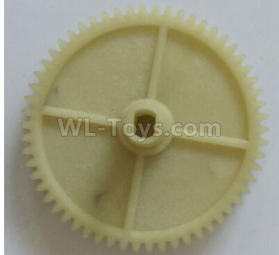 Wltoys 124012 58T reduction gear Parts-124011.0956,1/12 Wltoys 124012 Parts