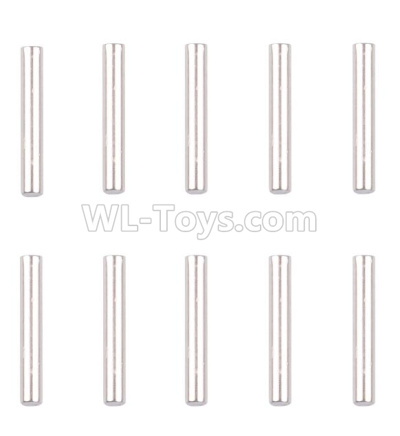 Wltoys 124012 Positioning pin Parts,Axis Pin(1.5X10mm)-10pcs-12428.0072,1/12 Wltoys 124012 Parts
