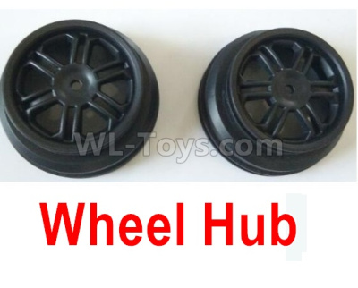 Wltoys 124012 Wheel Hub Parts(2pcs)-Not include the Tire Lether-124011.0967,1/12 Wltoys 124012 Parts