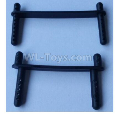 Wltoys 124012 Front and rear car body pillar set Parts(2pcs)-124012.1202,1/12 Wltoys 124012 Parts