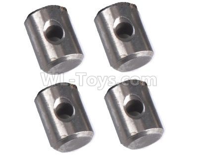 58 Universal shaft sleeve(4PCS-4.0X5MM)-12428.0079,1/12 Wltoys 124012 Parts