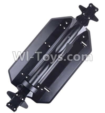 Wltoys 12404 0204 Baseboard,Bottom car frame Parts,Wltoys 12404 Parts
