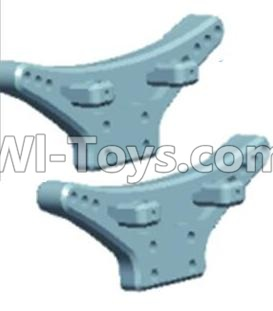 Wltoys 12404 0221 shockproof board,Shock Absorbers board Parts-(2pcs),Wltoys 12404 Parts