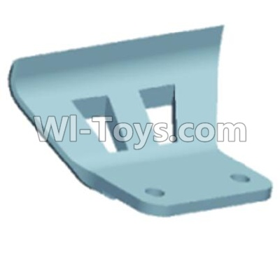 Wltoys 12404 0231 A303 Front anti-crash assembly,Front anti-crash Frame Parts,Wltoys 12404 Parts