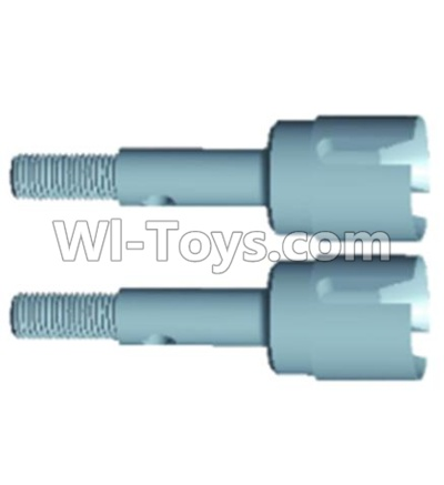 Wltoys 12404 0265 Rear wheel shaft(2pcs)-φ11X36mm,Wltoys 12404 Parts