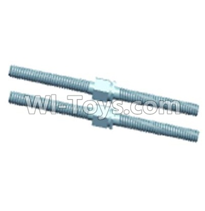 Wltoys 12404 0279 Servo rod Parts-(2pcs),Wltoys 12404 Parts