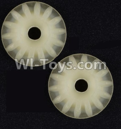Wltoys 12404 0295 Main drive Cone gear Parts-(2pcs),Wltoys 12404 Parts