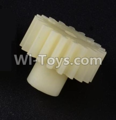 Wltoys 12404 0297-01 19T Motor gear(1pcs)-19 Teeth,Wltoys 12404 Parts