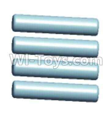 Wltoys 12404 0299 Optical axis(4pcs)-2X9mm,Wltoys 12404 Parts