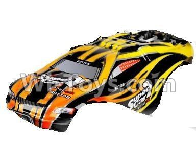 Wltoys 12404 0302 Off-road car shells,Car canopy,Shell cover,Shell cover Parts,Wltoys 12404 Parts