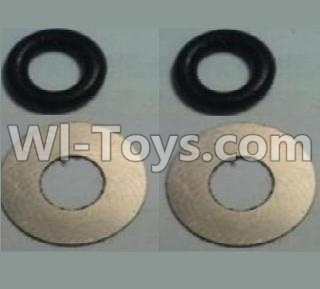 Wltoys 12404 K949-70 Flat Washer Parts-(Total 4pcs),Wltoys 12404 Parts