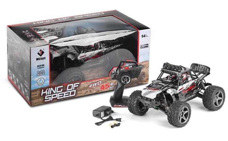 WLTOYS 12409 RC Car,Wl Toys 1:12 RC Truck,Wltoys 12409 RC Truck toys