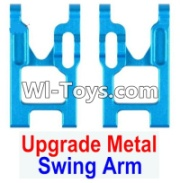 Wltoys 12423 Upgrade Metal Left and Right Swing Arm Parts-2pcs,Wltoys 12423 Parts