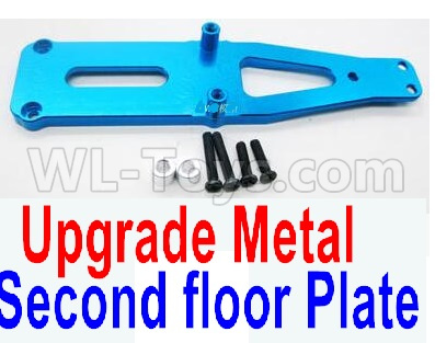 Wltoys 12428-A Upgrade Metal Upper Plate,Second floor Plate,Wltoys 12428-A Parts