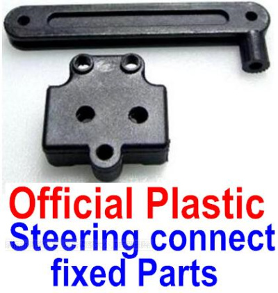 Wltoys 12423 Steering connect rod & Positioning seat Parts,Wltoys 12423 Parts