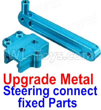 Wltoys 12428-A Upgrade Metal Steering connect fixed Parts,Wltoys 12428-A Parts
