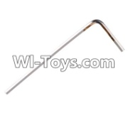 Wltoys 12423 Inner hexagon spanner Parts,Wltoys 12423 Parts