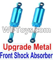 Wltoys 12423 Upgrade Front Metal Shock Absorber Parts-2pcs,Wltoys 12423 Parts
