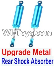 Wltoys 12423 Upgrade Metal Rear Shock Absorber Parts-2pcs,Wltoys 12423 Parts