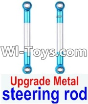 Wltoys 12423 Upgrade Metal steering rod Parts-2pcs,Wltoys 12423 Parts