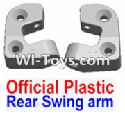 Wltoys 12423 Plastic Positioning piece for the Left and Right Rear Swing Arm Parts-2pcs,Wltoys 12423 Parts