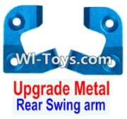 Wltoys 12423 Upgrade Metal Positioning piece for the Left and Right Rear Swing Arm Parts-2pcs,Wltoys 12423 Parts