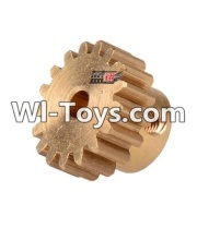 Wltoys 12423 17T Motor Gear(15.2X10MM) Parts,Wltoys 12423 Parts