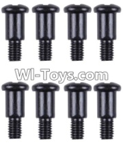 Wltoys 12423 Cross step lower half tooth screw(8PCS)-M3X10 Parts,Wltoys 12423 Parts