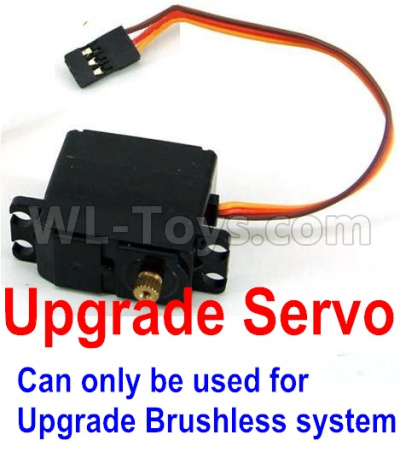 Wltoys 12428-A Upgrade Servo(Can only be used for Upgrade Brushless set),Wltoys 12428-A Parts