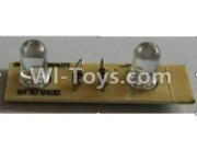 Wltoys 12428-A Climbing vehicle Front lamp panel,Wltoys 12428-A Parts