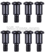 Wltoys 12428-A Cross step lower half tooth screw(8PCS)-M3X10,Wltoys 12428-A Parts