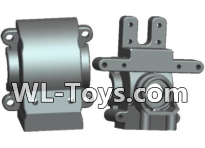 Wltoys 18428 Front and rear gearbox Parts-0378,Wltoys 18428 Parts