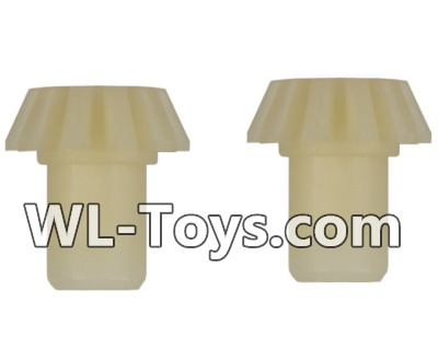 Wltoys 18428 10T Drive Gear Parts(2pcs)-0385,Wltoys 18428 Parts
