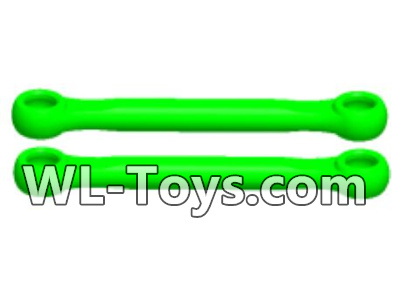 Wltoys 18428 Steerting Rod Parts(2pcs)-Green-0712,Wltoys 18428 Parts