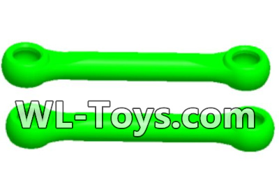 Wltoys 18428 Swing arm Rod Parts(2pcs)-Green-0713,Wltoys 18428 Parts