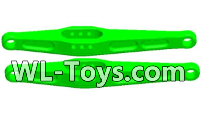 Wltoys 18428 Rear Swing arm unit(2pcs)-Green-0715,Wltoys 18428 Parts