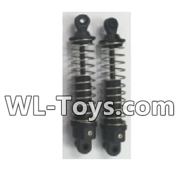 Wltoys 18428 Front Shock Absorber Parts(2pcs)-Short-0400,Wltoys 18428 Parts
