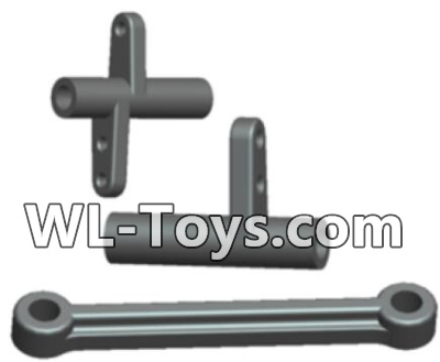 Wltoys 18428 Steering column unit Parts-0397,Wltoys 18428 Parts