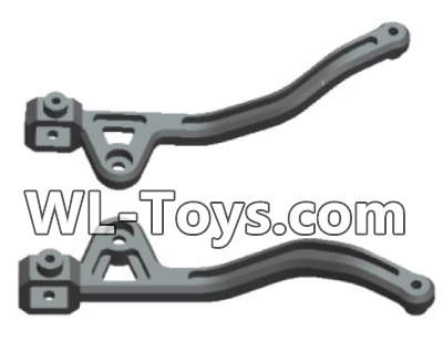 Wltoys 18428 Rear bracket assembly Parts for the car shell(2pcs)-0406,Wltoys 18428 Parts