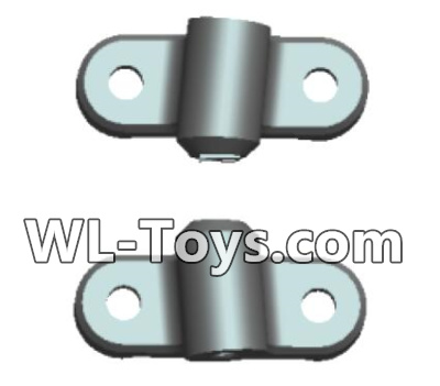 Wltoys 18428 Rear axle lever positioning plate assembly Parts(2pcs)-0407,Wltoys 18428 Parts
