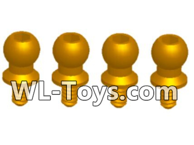 Wltoys 18428 Ball-head Screw assembly Parts (4.5X9.2)-4pcs-0438,Wltoys 18428 Parts