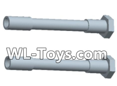Wltoys 18428 Steering fixed shaft assembly Parts(2pcs)-0448,Wltoys 18428 Parts