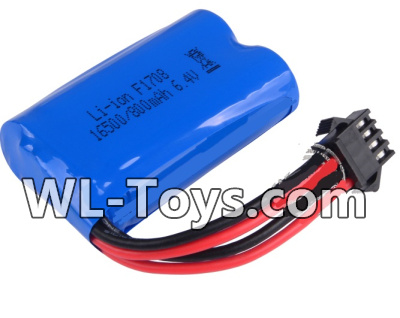 Wltoys 18428 Battery Parts-6.4v 700mah Battery Parts(1pcs)-0449,Wltoys 18428 Parts