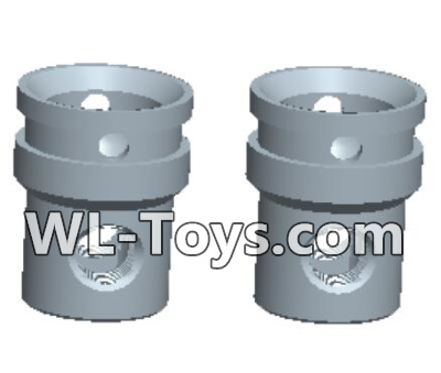 Wltoys 18428 Universal shaft cup assembly Parts(2pcs)-0453,Wltoys 18428 Parts