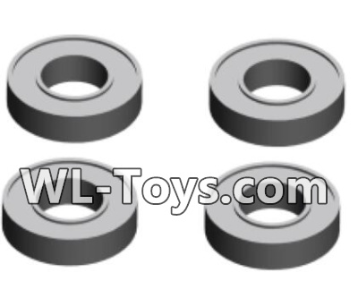 Wltoys 18428 Ball Bearing Parts-4X8X2(4pcs)-A202-23,Wltoys 18428 Parts
