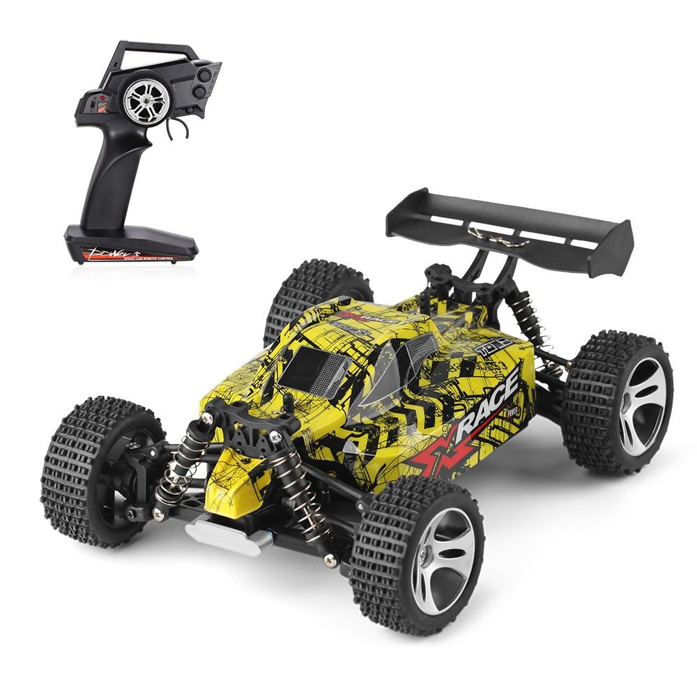 WLtoys 18401 rc car,Truck rock crawler racing buggy,1/18 Wltoys 18401 High speed 1/18 1:18 Full-scale rc racing car,1: 18 Nini Electric four-wheel-climbing car with Brake Function Wltoys-Car-All