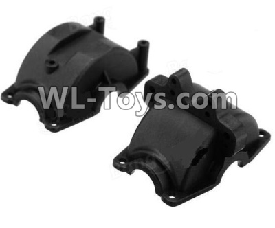 Wltoys 18403 Upper and Bottom gear box cover-A949-12,Wltoys 18403 Parts