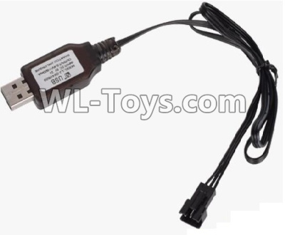 Wltoys 18403 USB Charger wire(1pcs)-0925,Wltoys 18403 Parts