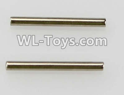 Wltoys 18403 Pin for the Swing arm(2pcs)-2mmX40.8mm-A969-08,Wltoys 18403 Parts