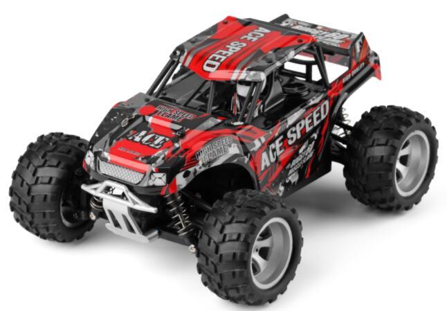 WLtoys 18404 rc car,Truck rock crawler racing buggy,Wltoys 18404 High speed 1:18 Full-scale rc racing car